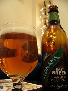 Adnam's East Green Carbon Neutral Ale