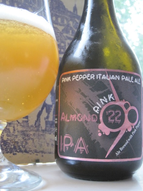 Almond 22' Pink Pepper Italian Pale Ale